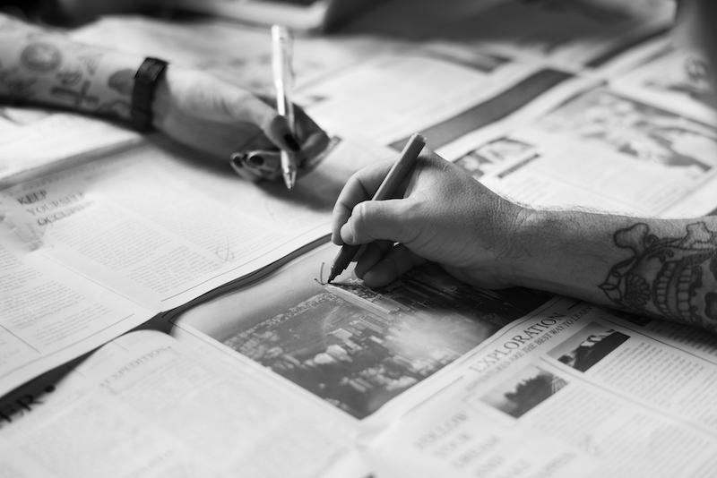 writing clips, publishing credits